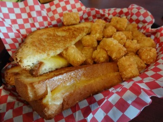 Centennial Grilled Cheese