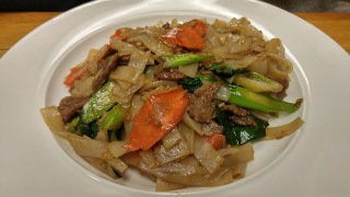 Phad Se Eaw with beef